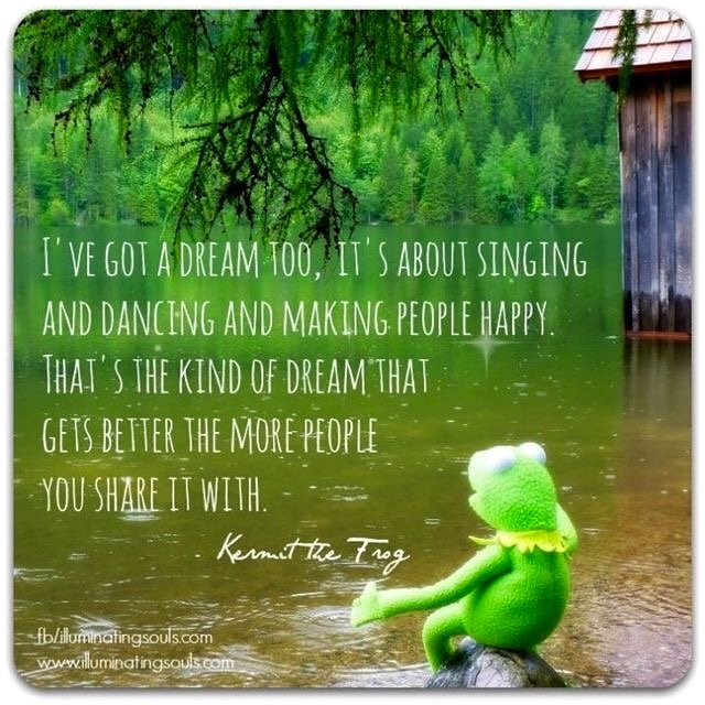 Muppet Quotes Life Quotesgram: 9 Inspirational Quotes From Kermit The Frog!
