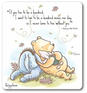 winnie the pooh love