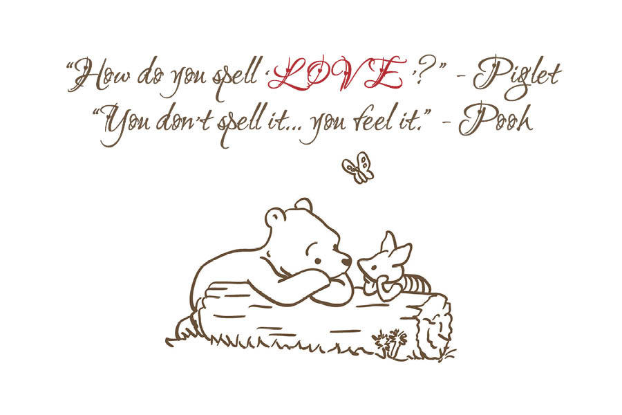 Winnie The Pooh Quotes About Life Classy The Timeless Wisdom Of Winnie The Pooh  Ninefrogs